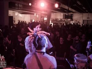 Galleria fotografica – Concerto Cafè Touba – 5 gennaio 2015