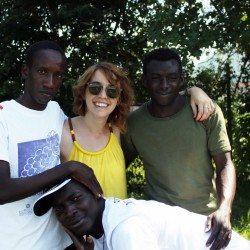 """Calcetto """"Respect Fair People"""" e """"Incontro People Before Borders"""" Festival 6 Gradi"""