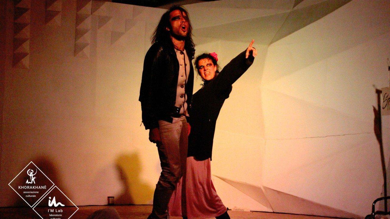 """Spettacolo teatrale """"Orfani bianchi"""" Festival 6 gradi"""