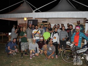 Viaggiare in bicicletta 21/08/2015 a So Far So Good