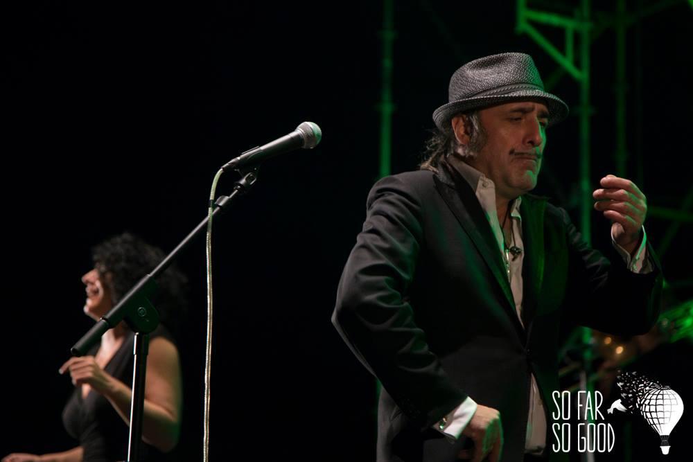 Concerto di Tonino Carotone a So Far So Good 22/08/2015