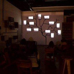 TRIP TREE - installazione video a So Far So Good 2015