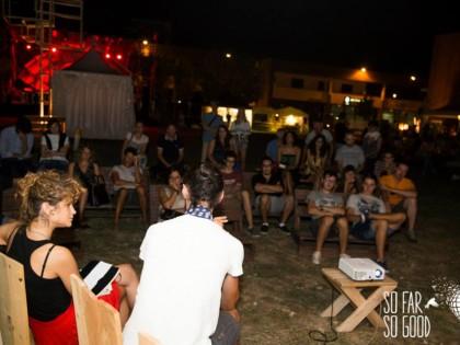 Incontro / COLLETTIVO FOTOSOCIAL a So Far So Good 30/08/2015
