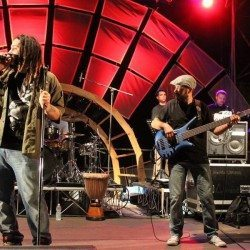 Concerto Acsel & the Reggae Rebel Band 4/09/2015 a So Far So Good