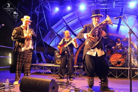 Concerto Eusebio Martinelli e la Gipsy Orkestar a So Far So Good 3/09/2015