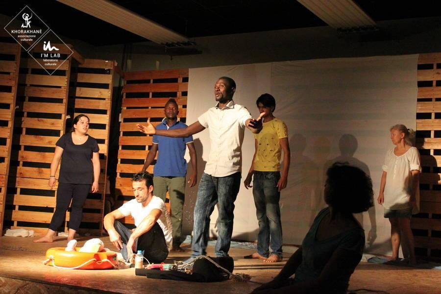 Spettacolo TOFAAN/TEMPESTE 4/09/2015 a So Far So Good