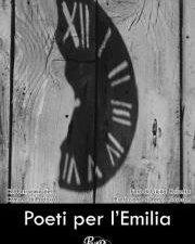"""Presentazione del libro """"Poeti per l'Emilia"""""""