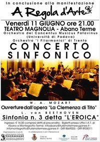 locandina concerto sinfonico