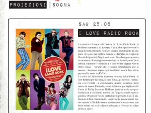 """""""So Far So Good"""" 2012 – proiezione – """"I love Radio Rock"""""""