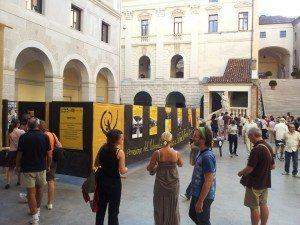 Il labirinto – installazione alla Festa del Volontariato