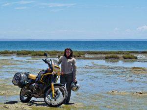 25 agosto – Io parto. Sola, con la mia moto. / INCONTRO
