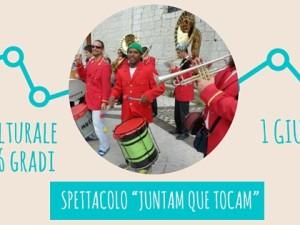 """SPETTACOLO """"JUNTAM QUE TOCAM"""" – 1 giugno 2015"""
