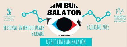 BIM BUM BALATON - festival 6 gradi