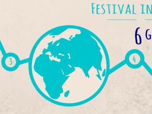 """Apre il giardino estivo con il festival interculturale """"6 GRADI""""!"""