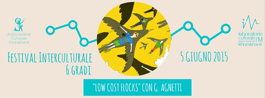 LOW COST FLOCKS - festival 6 gradi