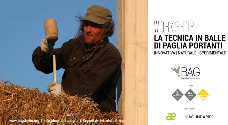 WORKSHOP BALLE DI PAGLIA BAG