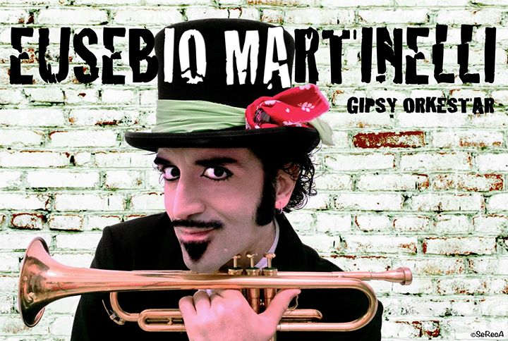 Eusebio Martinelli Gipsy Orkestar programma eventi So Far So Good 2015 Abano Terme Padova