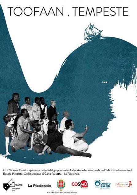 spettacolo teatrale Toofaan Tempeste programma eventi So Far So Good 2015 Abano Terme Padova