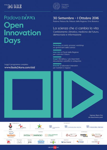 Open innovation Days Padova