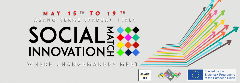 Social Innovation Match 15 -19 maggio 2017