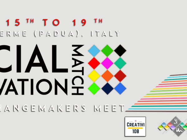 SOCIAL INNOVATION MATCH 15 – 19 MAGGIO