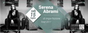 Concerto Serena Abrami 15 luglio 2017 al Laboratorio Culturale I'M dell'Associazione Khorakhanè, Abano Terme, Padova