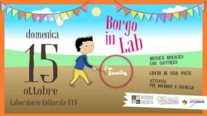 Borgo in Lab 15 ottobre 2017 al Laboratorio Cultruale I'M dell'Associazione Khorakhanè Abano Terme Padova